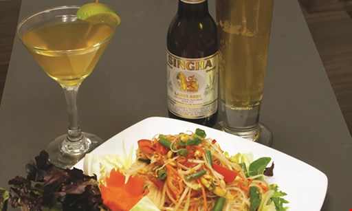 Product image for Papaya Thai Cuisine & Sushi Bar $10 off any dinner purchase