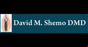 David M. Shemo, DMD logo