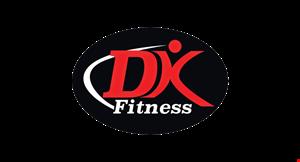 DK Fitness logo