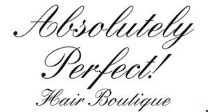 Absolutely Perfect! Hair Boutique logo