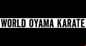 World Oyama Karate logo