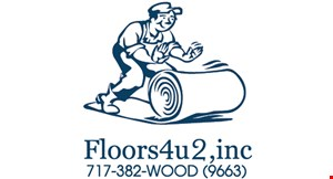 Floors4U2, Inc. logo
