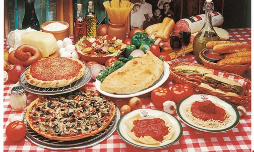 Product image for AURELIO'S PIZZA $10 OFF any food purchase of $100 or more.