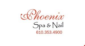 Phoenix Spa and Nail logo