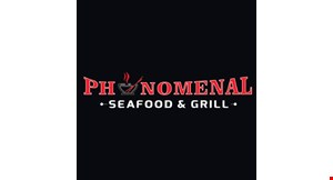 Phonomenal  Seafood & Grill logo