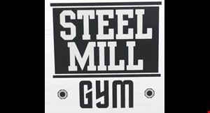 Steel Mill  Crossfit logo