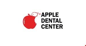 Apple Dental Center logo