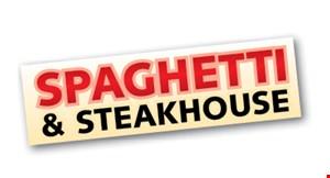 Spaghetti & Steak House logo