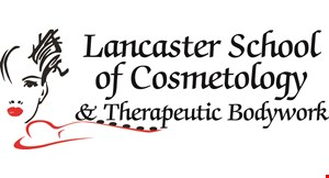 Lancaster School of Cosmetology logo