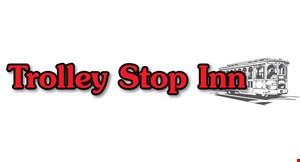 Trolley Stop Inn logo