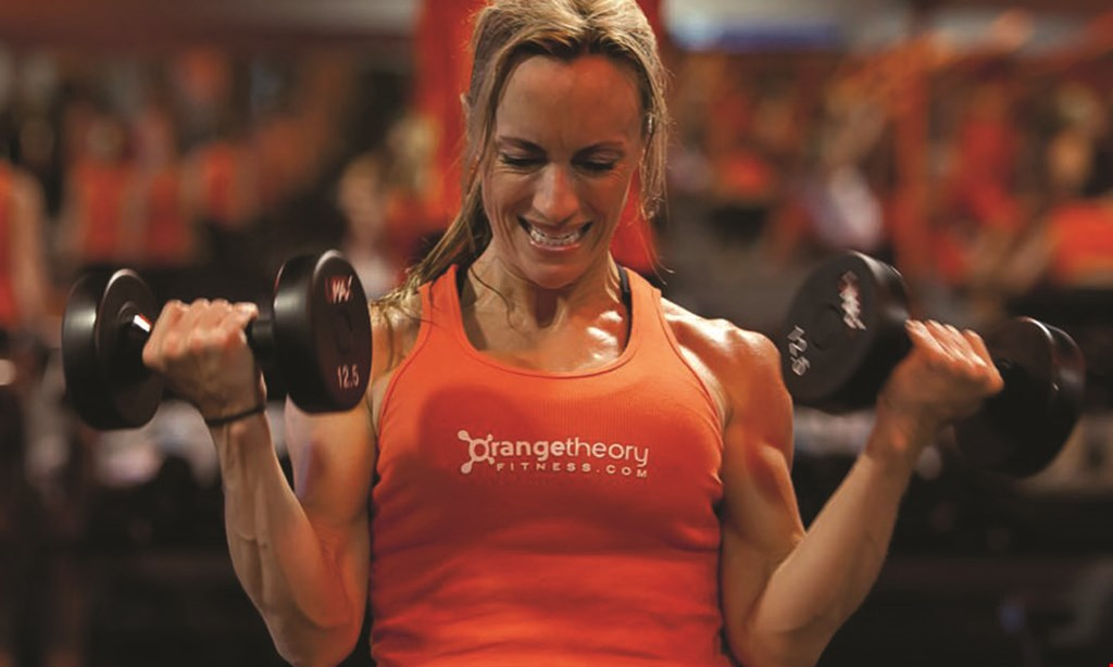 Product image for ORANGE THEORY FITNESS 2 FREE classes April 1st – 30th all nonmembers.