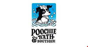 Poochie   Bath    & Boutique logo
