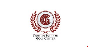 Canton Indoor Golf Center logo