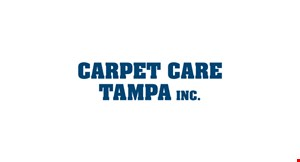 Carpet Care Tampa Inc logo
