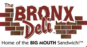 The Bronx Deli logo