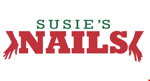 Susie's  Nails logo