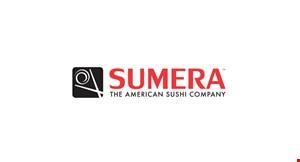 Sumera  Sushi logo