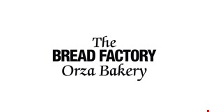 Bread Factory logo