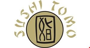 Sushi Tomo logo