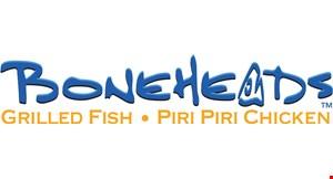 Boneheads  Windward logo