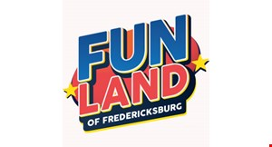 Fun-Land of Fredericksburg logo