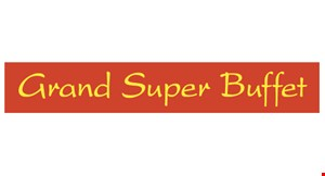 Grand Super Buffet logo