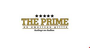 The Prime American Grill logo