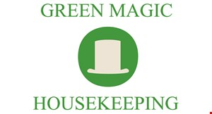 Green Magic Housekeeping LLC logo