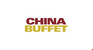 Product image for China Buffet $5 off ANY DINNER BUFFET FOR 2 ADULTS WITH PURCHASE OF 2 DRINKS · MON.-FRI. ONLY.