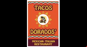 Tacos Dorados' logo