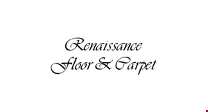 Renaissance Floor & Carpet logo