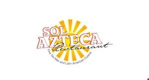 Sol Azteca Restaurant logo