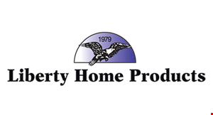 LIBERTY HOME PRODUCTS logo