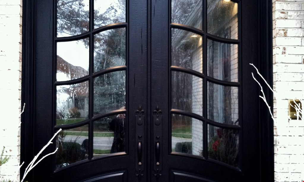 Product image for Masterpiece Doors $200 off professional installation on orders placed before 3/20/20