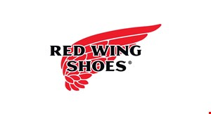 Red Wing Shoes Store logo