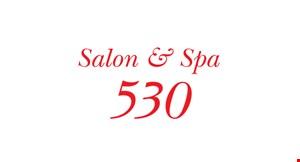Salon & Spa 530 logo