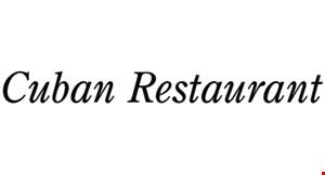 Cuban Restaurant logo