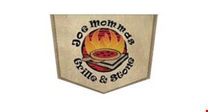 Joe Mammas Grille & Pizzeria logo