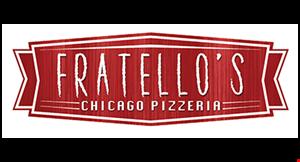 Fratello's Chicago Pizzeria & Tavern logo