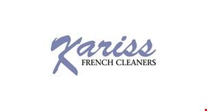 Kari's Cleaners logo