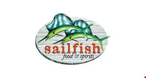 Sailfish Food & Spirits logo