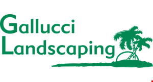 Product image for Gallucci Landscaping $500 off any landscape - or - hardscape job