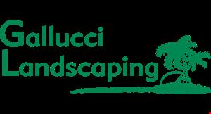 Gallucci Landscaping logo