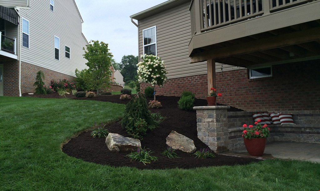 Product image for Gallucci Landscaping $500 off any landscape - or -hardscape job