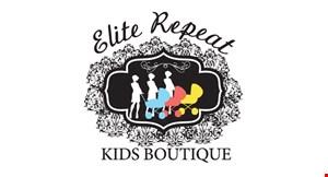 Elite Repeat Kids Boutique logo