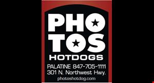 Photos Hot Dogs logo