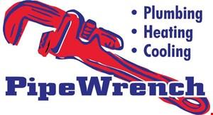 Pipewrench Plumbing logo