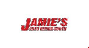 Jamie's Auto Repair logo