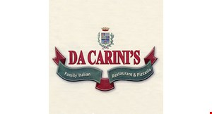 Da Carini's logo
