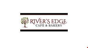 River's Edge Cafe & Bakery logo